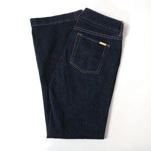 White House Black market bootcut jeans size 4Short